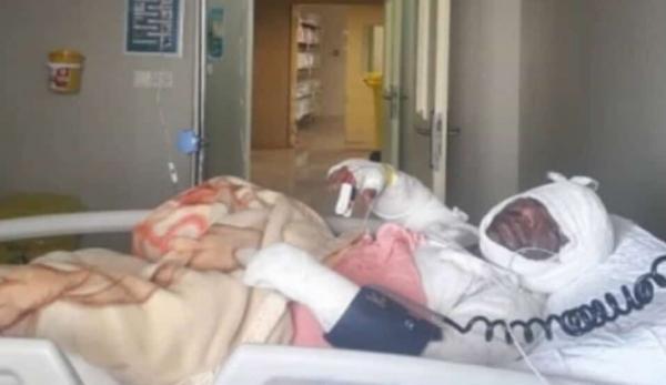 خبرنگاران 6 مصدوم حادثه آتش سوزی یک مدرسه در سردشت دزفول تحت درمان هستند
