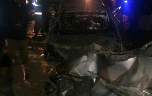 تصادف در جنوب سیستان و بلوچستان 14 مجروح برجا گذاشت