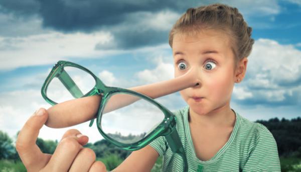دروغگویی بچه ها، دلایل و راه چاره ها