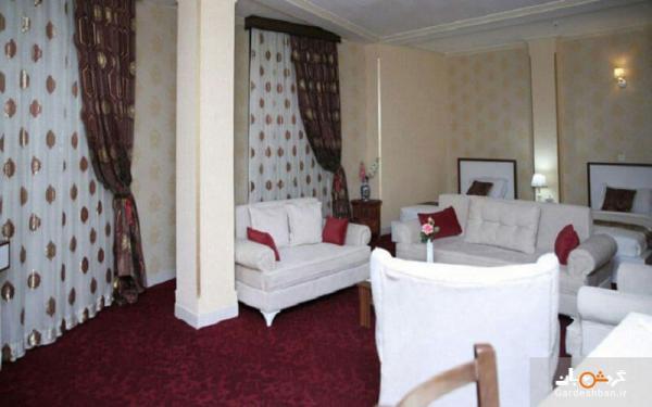 هتل قصر بسطام شاهرود؛دسترسی آسان به جاذبه های گردشگری، عکس