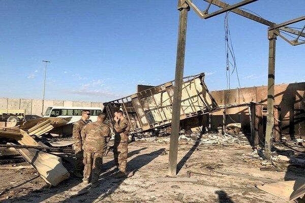 پنتاگون مرگ پیمانکار آمریکایی در حمله به عین الاسد را تایید کرد