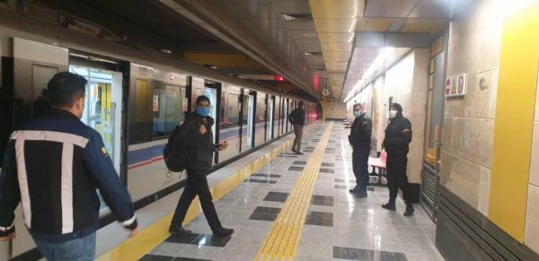 شروع مسافرگیری آزمایشی در ایستگاه های یادگار امام (ره) و شهید ستاری خبرنگاران