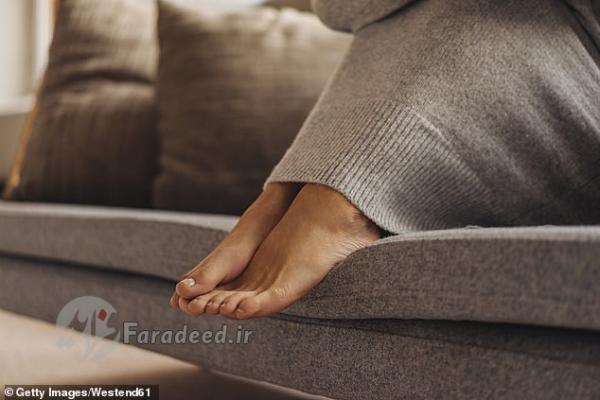 پا ها درباره سلامتی تان چه می گویند؟