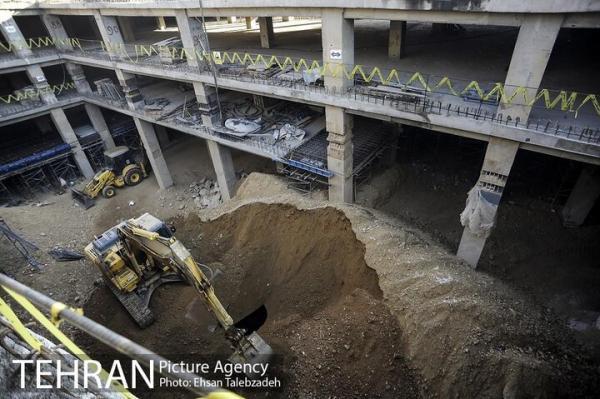 21 پارکینگ جدید در تهران ساخته می گردد