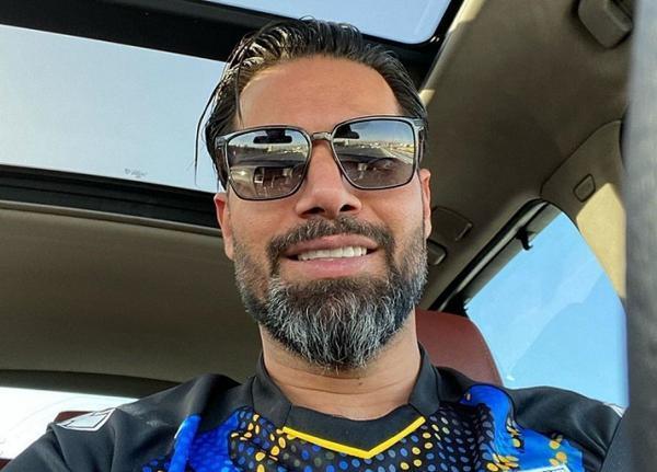 حمله امیرحسین صادقی به فیروز کریمی: تاسف به حال این پیشکسوت که ستاره هم می خواهد بسازد