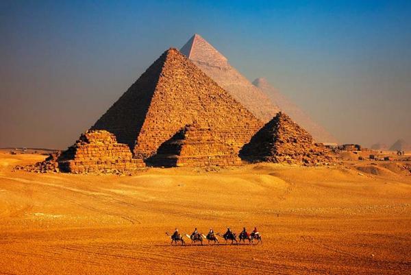 راز ساخته شدن اهرام مصر چیست؟