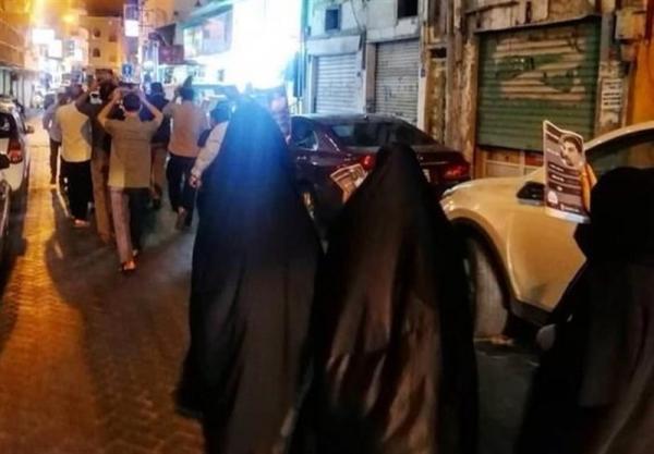 تظاهرات گسترده مردم بحرین برای آزادی زندانیان فکر و اندیشه