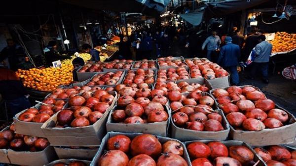 دپو میوه در انبارها ربطی به تنظیم بازار میوه شب عید ندارد