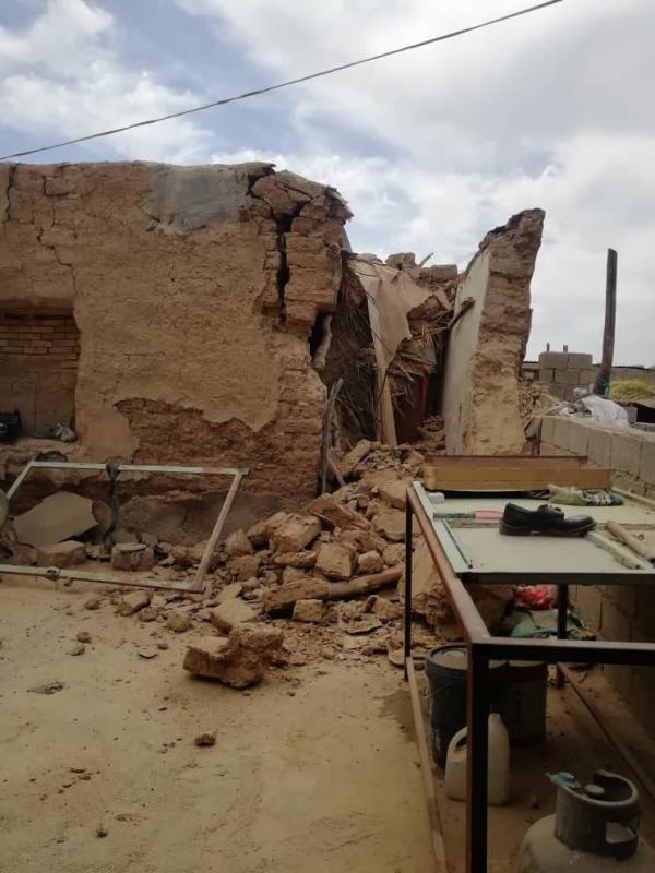 زلزله 5، 9ریشتری گناوه و بندر ریگ را لرزاند