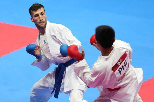 حضور چهار کاراته کا در رقابت های نهایی انتخابی المپیک