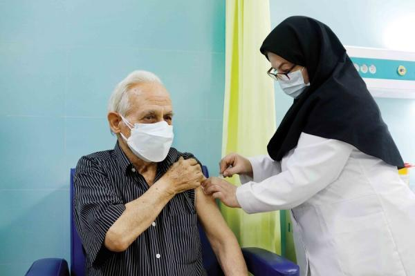واکسیناسیون 8 درصد گیلانی ها