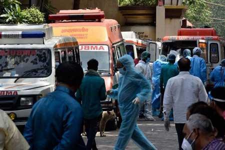شمار مبتلایان کرونا در هند از 20 میلیون نفر گذشت
