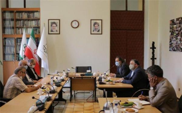 ملاقات سفیر جمهوری ارمنستان با مدیرعامل بنیاد سینمایی فارابی
