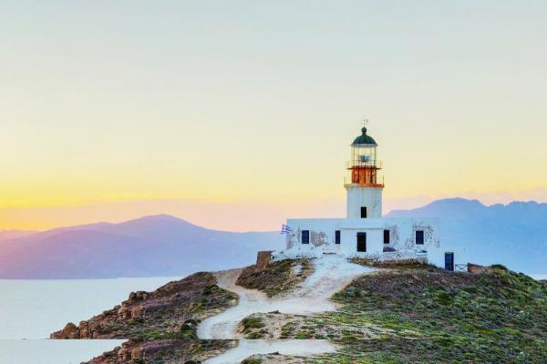 راهنمای سفر به میکونوس، یونان