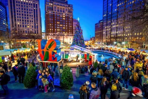 برترین بازارهای شب کریسمس در کدام شهرها قرار دارند؟