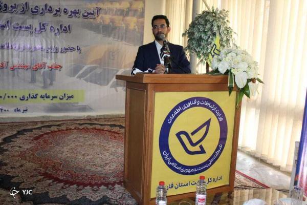 افزایش ظرفیت خدمات تجارت الکترونیک در استان فارس