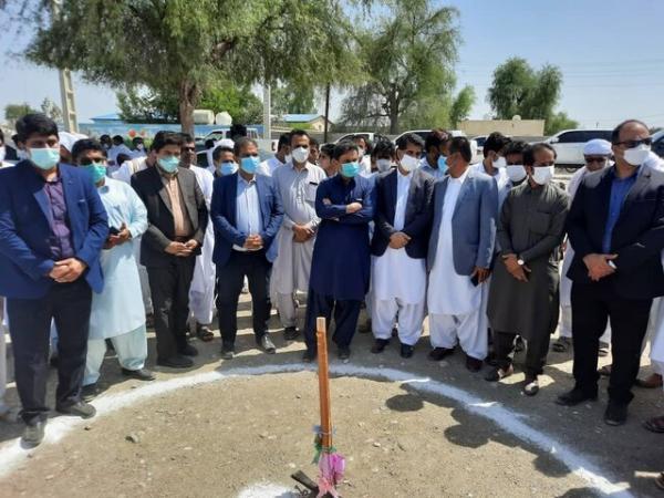شروع ساخت مرکز خیری تسهیلات زایمانی روستای سورو کاروان زرآباد