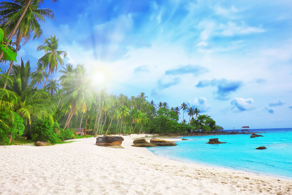 زیباترین سواحل پوکت