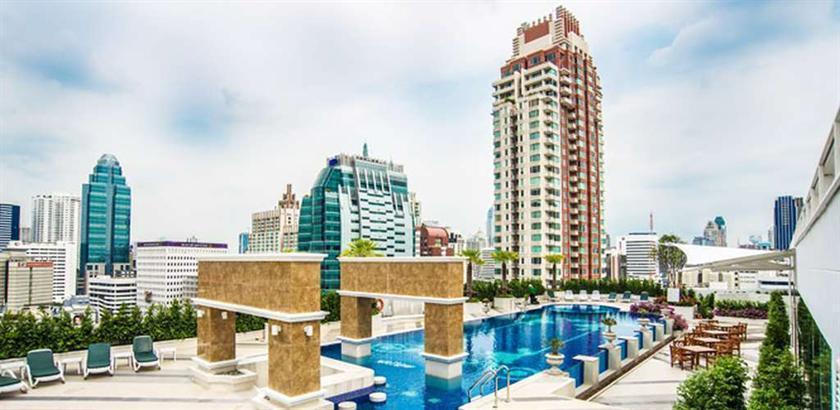 آشنایی با هتل برکلی بانکوک