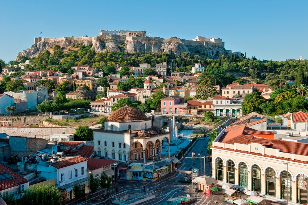 سفر به کشور یونان