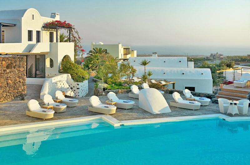 ریزورت ویداما هتلی زیبا در یونان