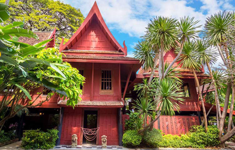 موزه جیم تامپسون در تایلند