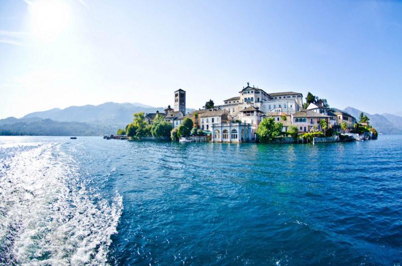 زیباترین دریاچه های ایتالیا