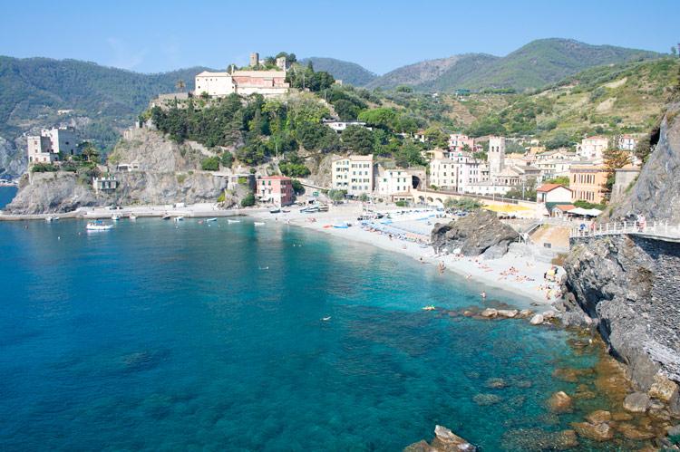 هزینه های سفر به Cinque Terre