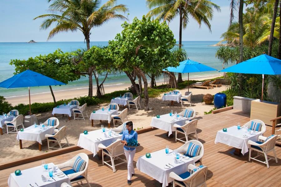 با رستوران دریایی تریزارا در پوکت آشنا شوید
