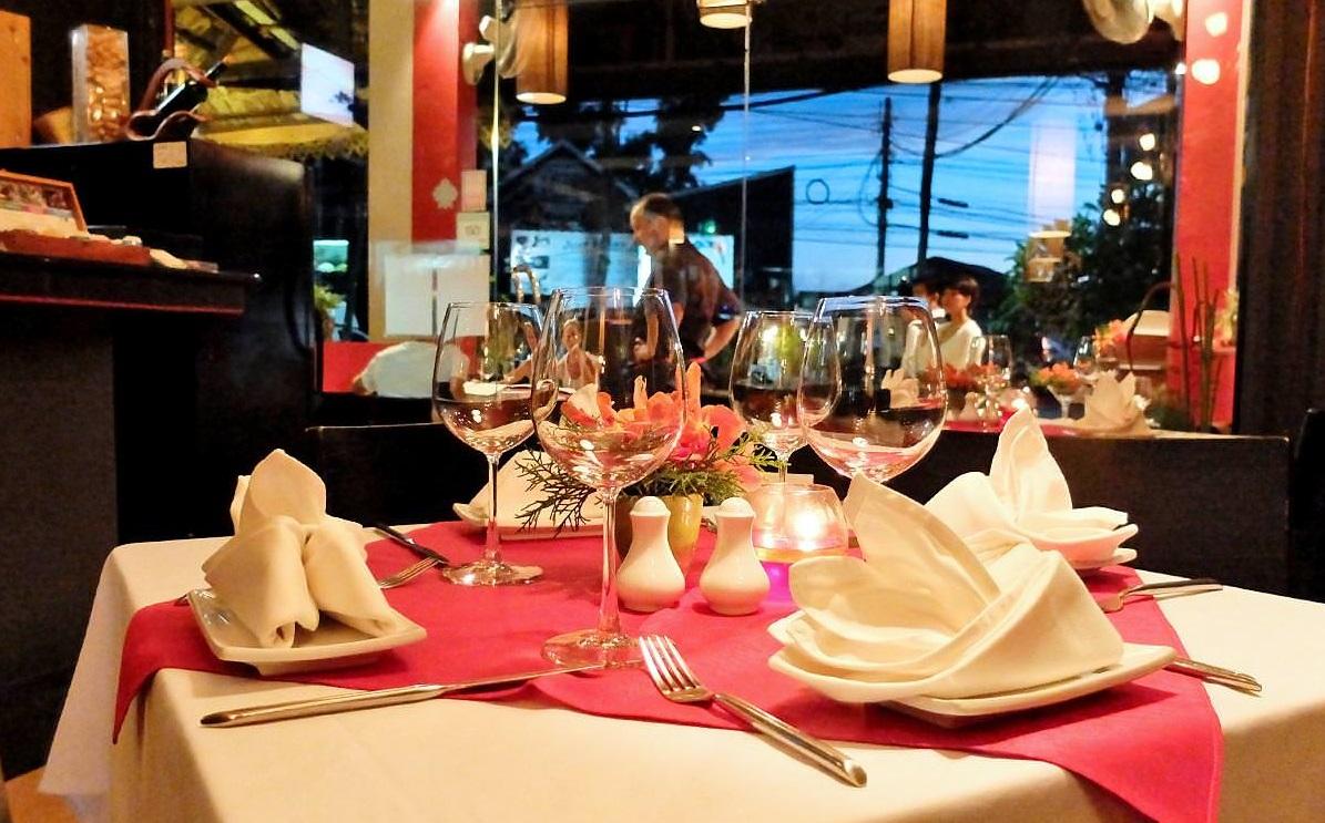 رستوران دودو در پوکت