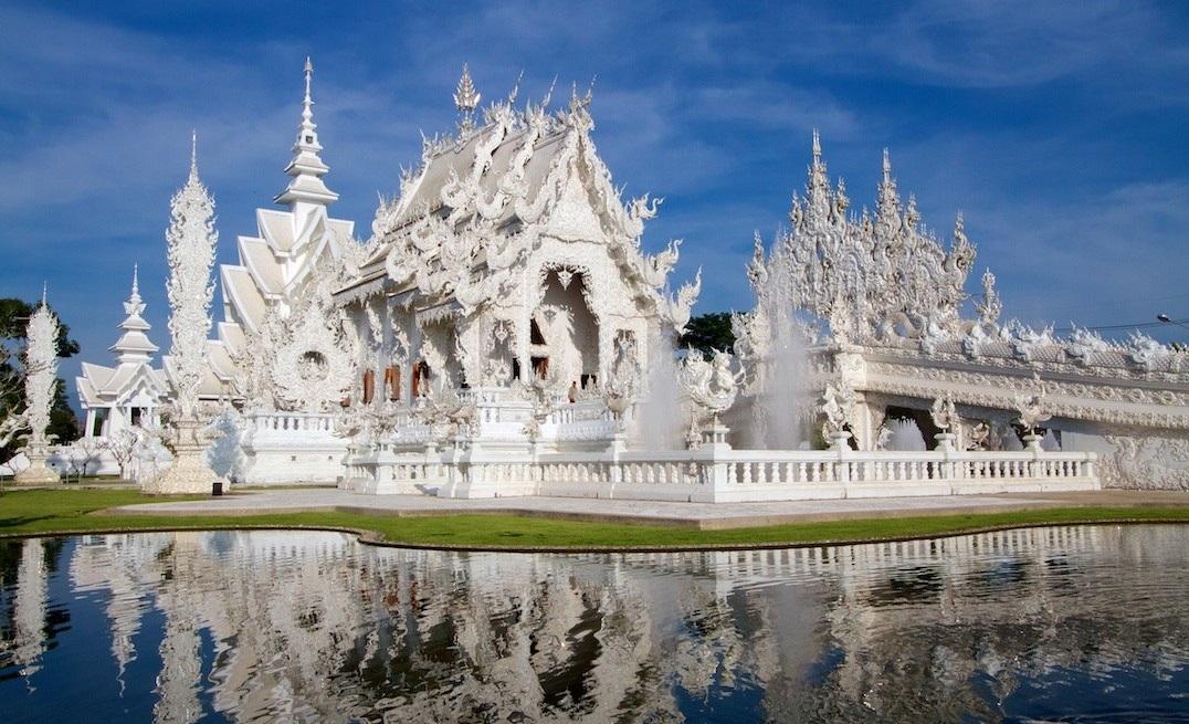 معبد وات رونگ خون بانکوک