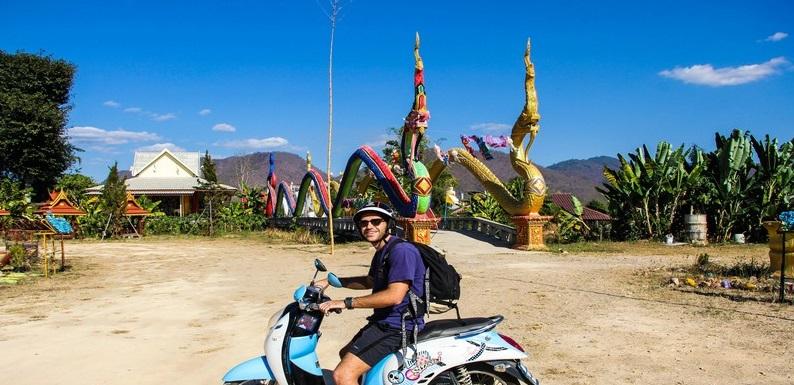 جزیره کوه فانگان تایلند