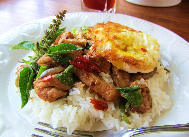 آشنایی با غذاهای تند تایلندی