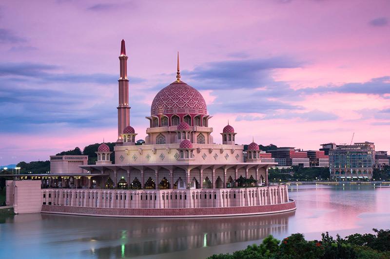 همه چیز درباره مساجد معروف مالزی