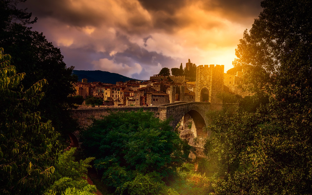 بسالو (Besalu) زیباترین شهر قرون وسطایی اروپا